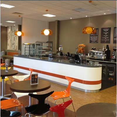 Commercial fit out electricians