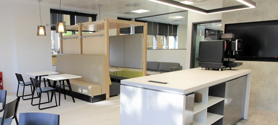 commercial fit out services