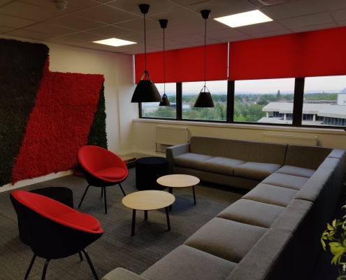 Office Fit Out PH Media Manchester